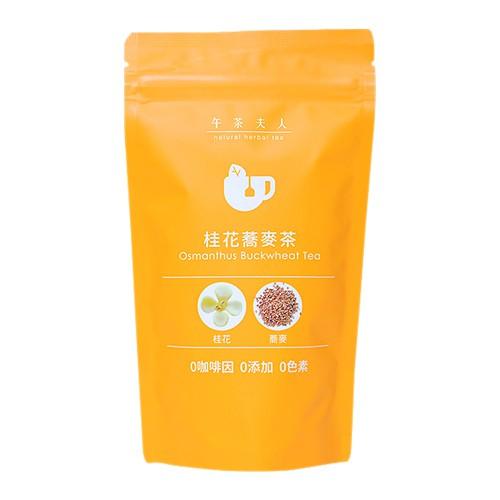 午茶夫人 桂花蕎麥茶(2.6gx10入)【小三美日】D090866