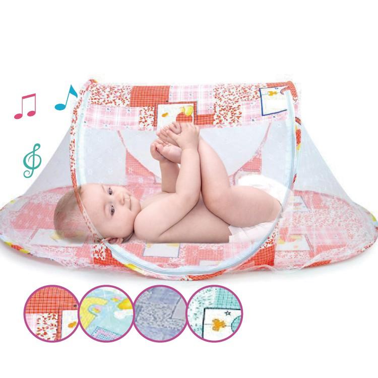 DL寶寶輕便型蚊帳床 攜帶式蚊帳 嬰兒床 寶寶外出用品 夏季必備【JF0066】