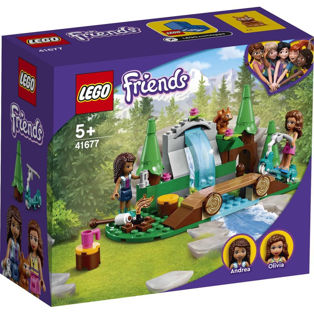 LEGO 樂高 41677 森林瀑布