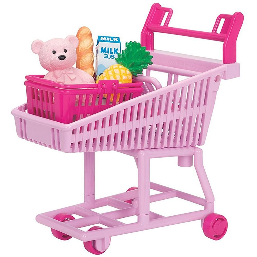LICCA莉卡娃娃 配件 購物車配件