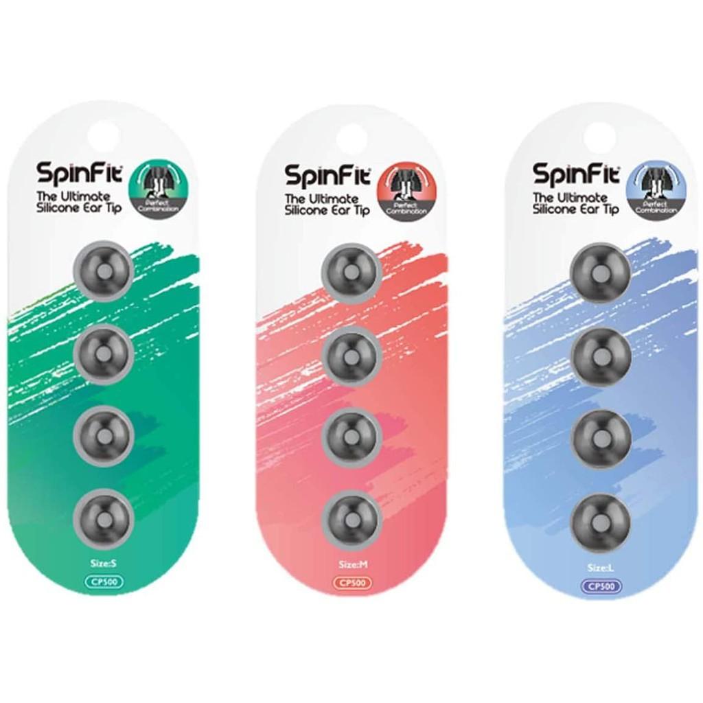 SpinFit CP500 一對 JVC Final 適用 矽膠 耳塞