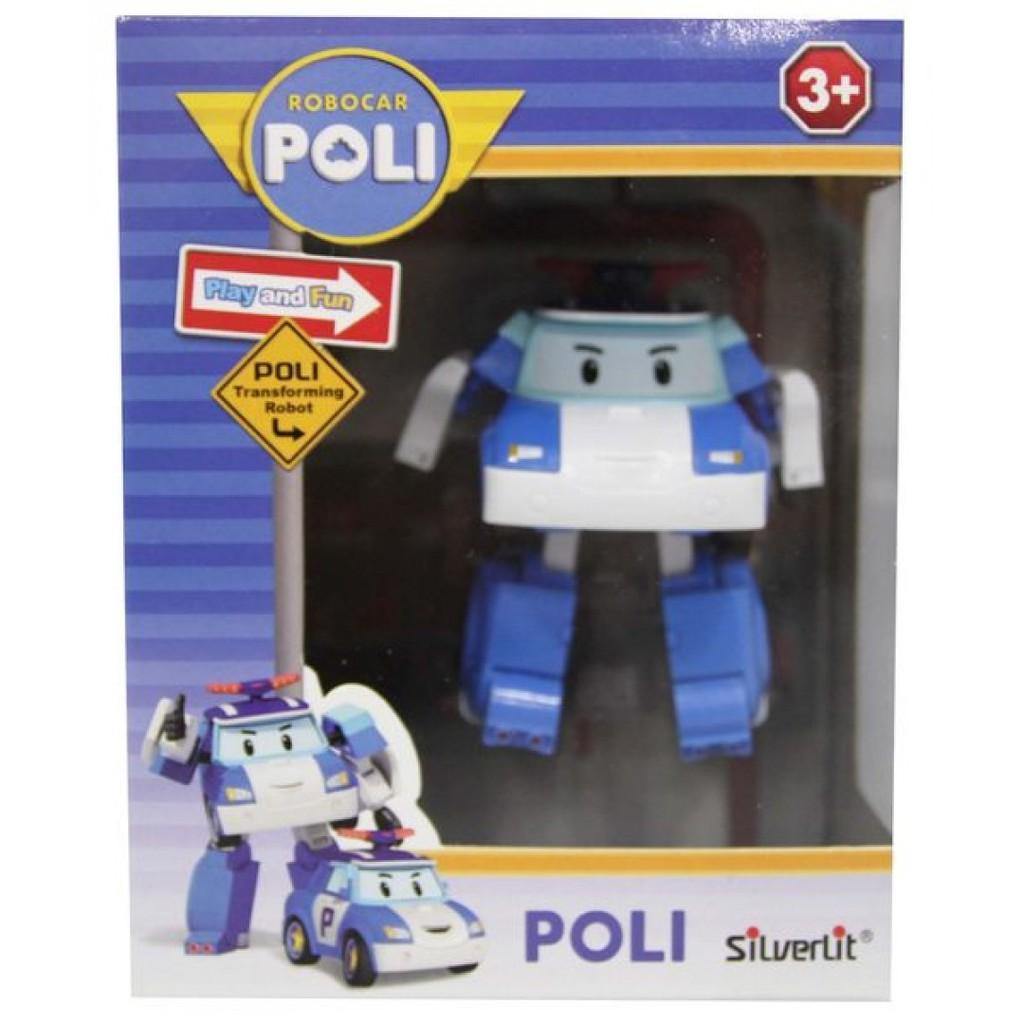POLI 波力 變形車系列 - 迷你變形波力