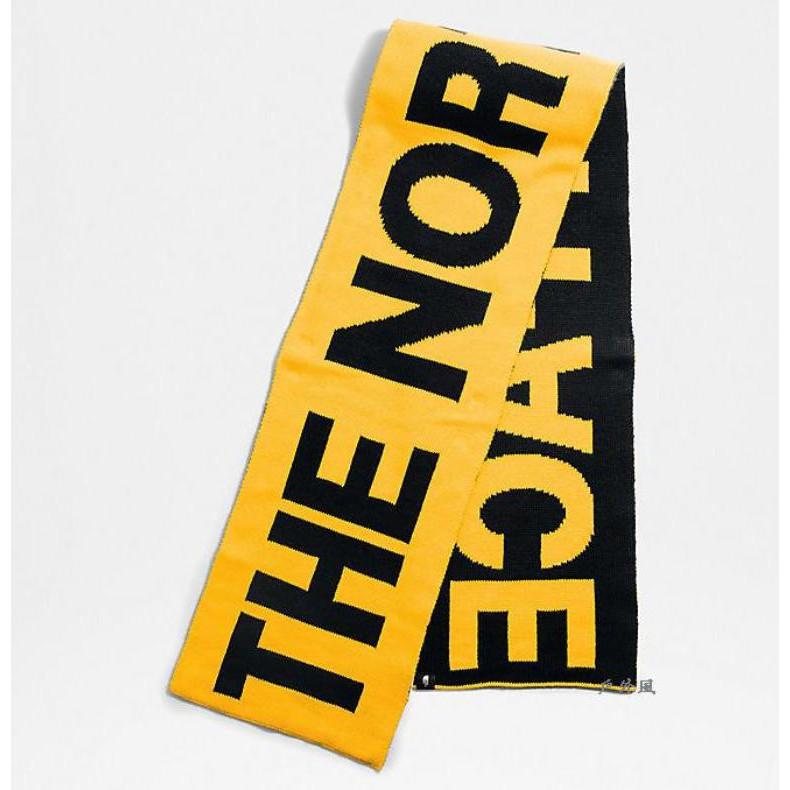 The North Face 保暖圍巾