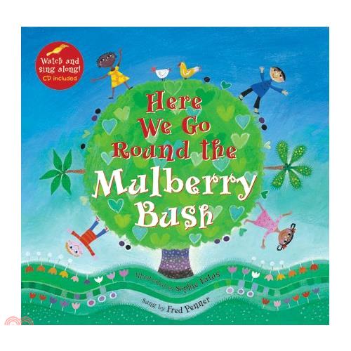 Here We Go Round the Mulberry Bush (1平裝+1影音CD)【三民網路書店】[75折]