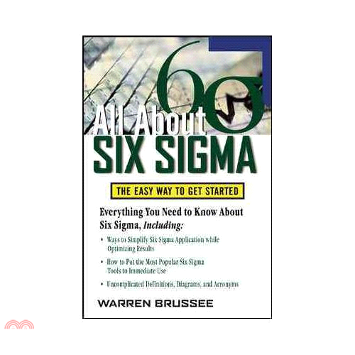 All About Six Sigma: The Easy Way to Get【三民網路書店】[79折]
