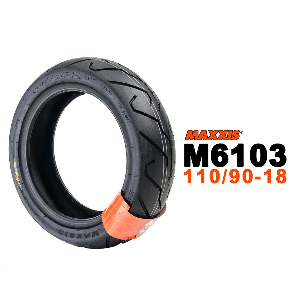 MAXXIS 正新瑪吉斯 M6103S 110/90-18