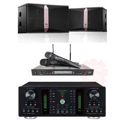 商用空間 OK AUDIO DB-7A 擴大機+DoDo Audio SR-889PRO 麥克風+JBL Ki510 喇叭