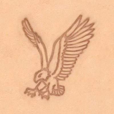 IVAN 俯衝鷹立體印花工具8303-00