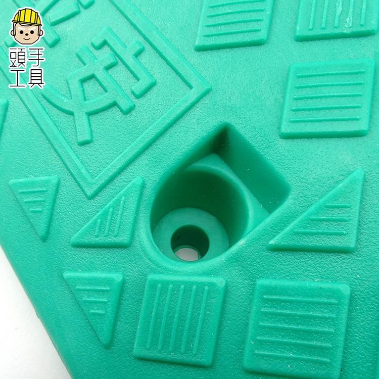 《頭手工具》橡膠臺階墊 塑膠路 沿坡馬路 斜坡墊 門檻 三角墊 汽車上坡墊 爬坡墊
