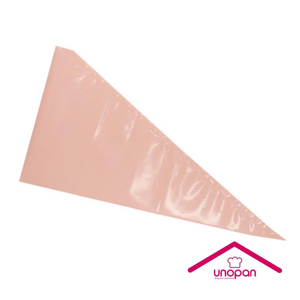 【UNOPAN 屋諾】14吋塑膠擠花袋-10入 粉紅色UN55207 綠色UN55209