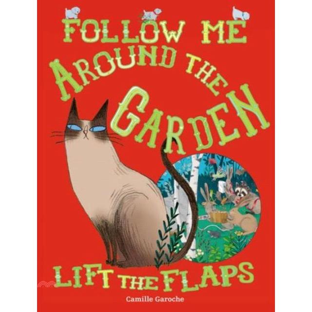 Follow Me Around The Garden【三民網路書店】(精裝)[79折]