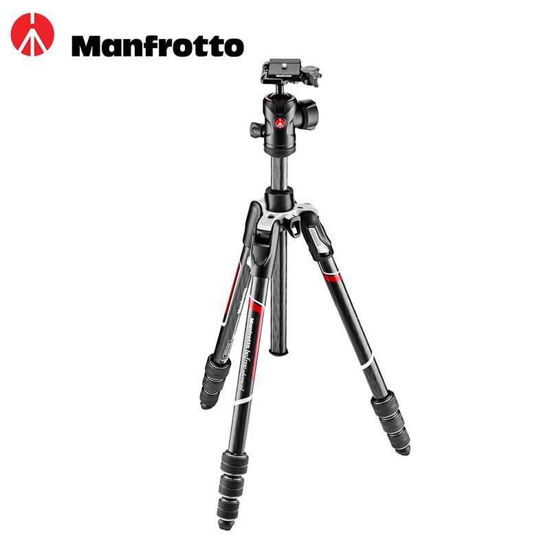 Manfrotto Befree Advanced 碳纖維三腳架套組 MKBFRTC4-BH 相機專家 公司貨