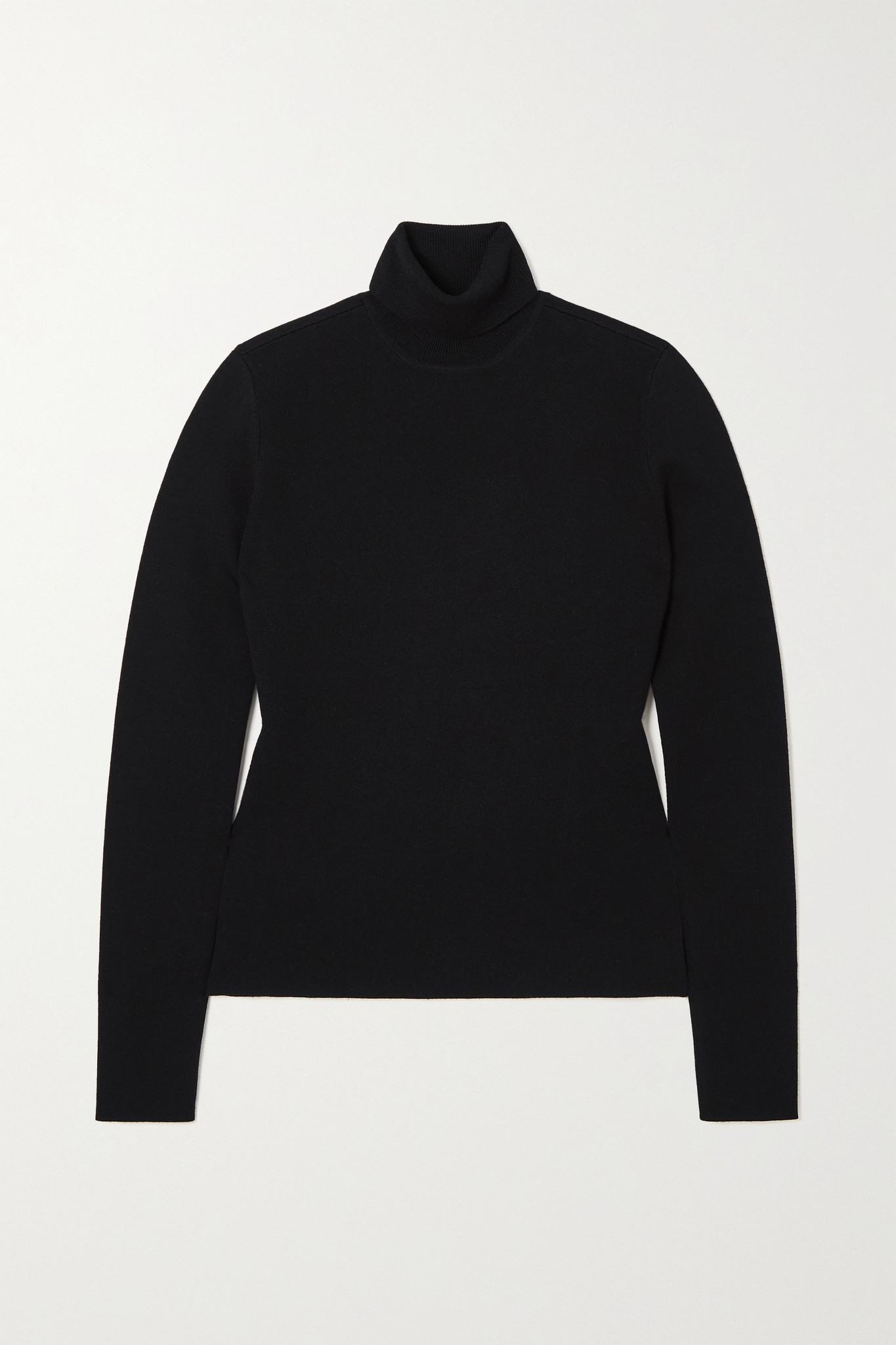 GABRIELA HEARST - May Wool, Cashmere And Silk-blend Turtleneck Sweater - Black - x small