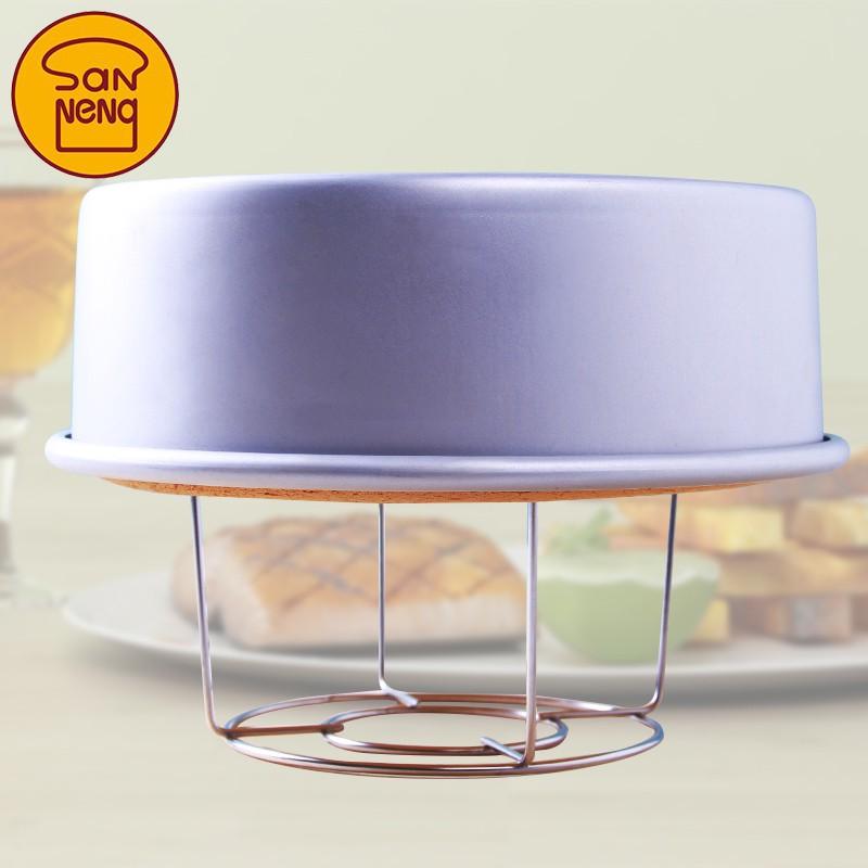 三能 304不鏽鋼蛋糕叉 倒扣架 蛋糕冷卻架 蛋糕叉 蛋糕架 SN4194 SN4193 台灣製 蝦皮直送 現貨