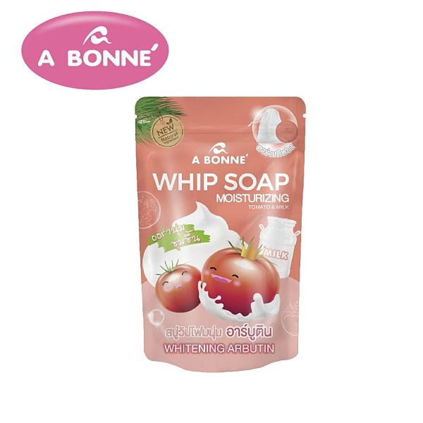 【A BONNE'】番茄&牛奶嫩白香皂