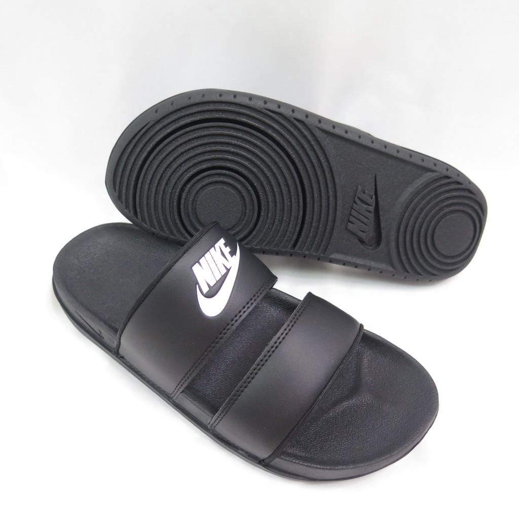 NIKE OFFCOURT DUO SLIDE 女款 涼鞋 海綿拖鞋 DC0496001 黑【iSport愛運動】