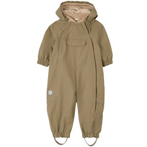 Wheat Dusty Green Outdoor Olly Tech Coveralls 86 cm (1-1,5 Years)