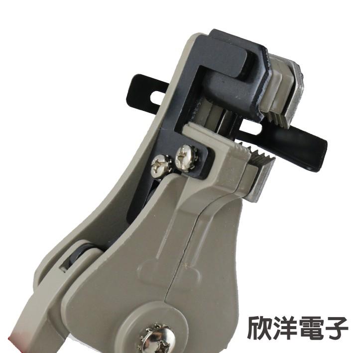 E型剝線鉗 A.W.G.8-22 / 1.2-1.65mm (120-013)