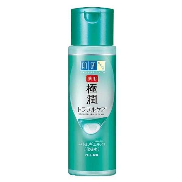 Hada-Labo肌研極潤健康化粧水170ml(隨機出貨)