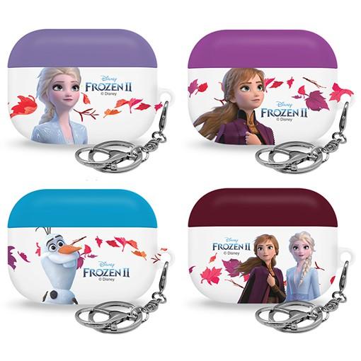 AirPods Pro 保護殼│迪士尼 Frozen 冰雪奇緣 艾莎 安娜 雪寶│硬殼 保護套│z9265