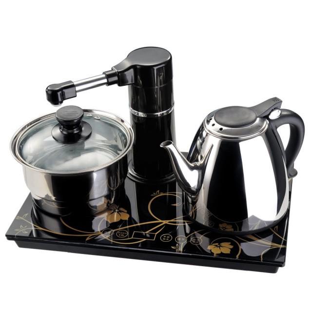 台熱牌 自動給水微電腦觸控多功能泡茶機 T-6369