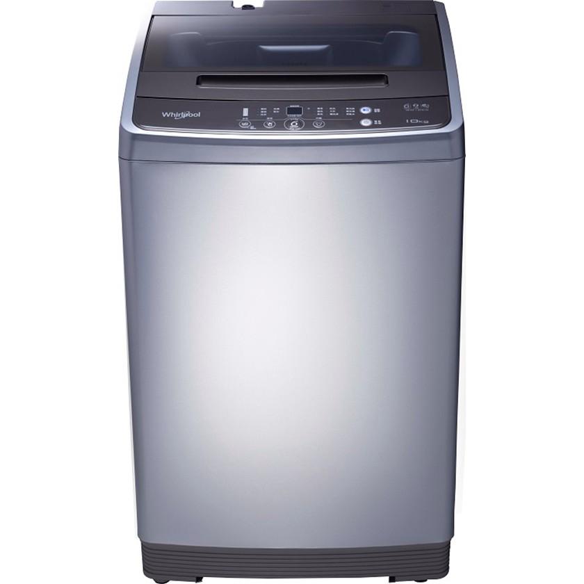 【Whirlpool 惠而浦】創.易直立系列10公斤洗衣機 WM10GN