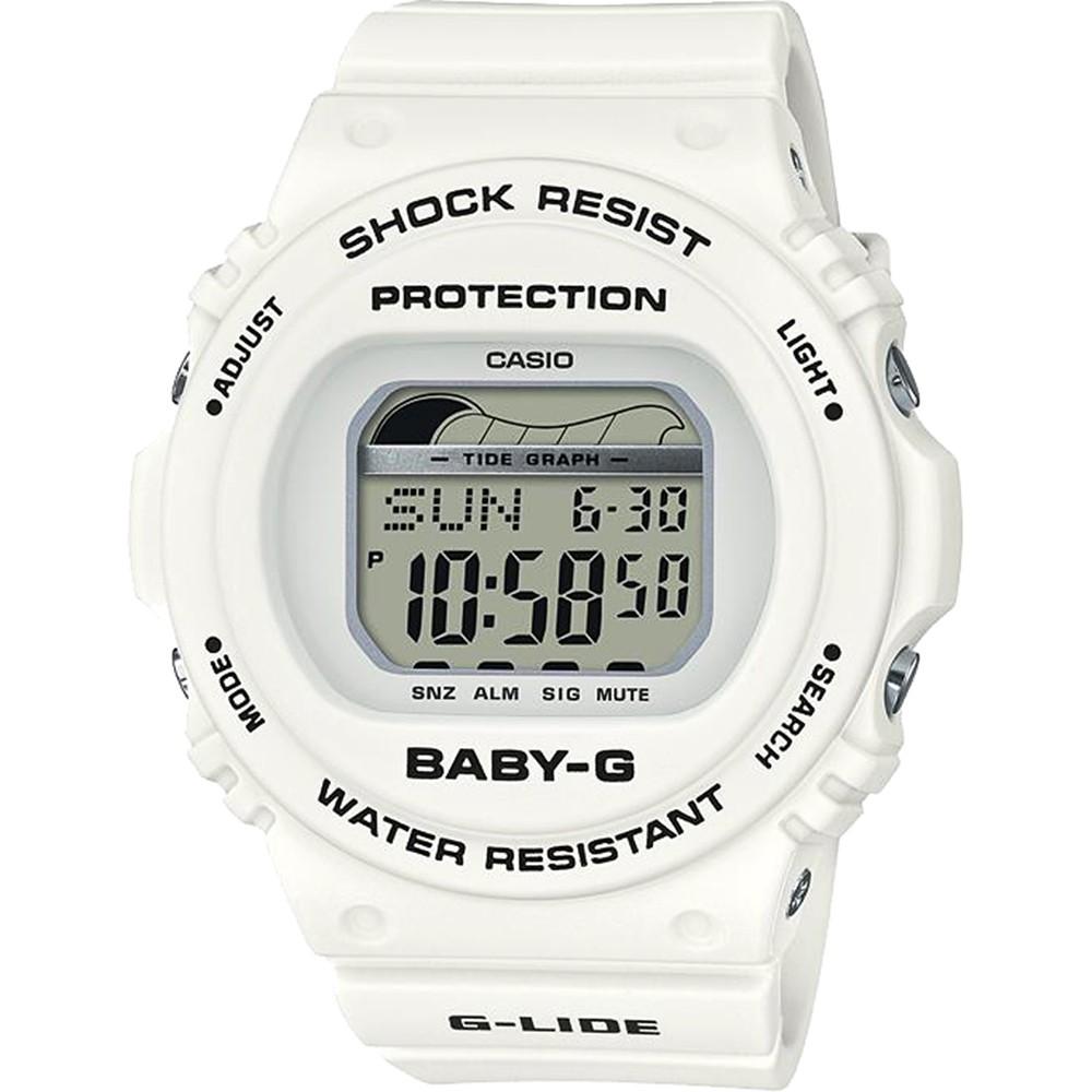 CASIO 卡西歐  Baby-G 衝浪手錶(BLX-570-7)