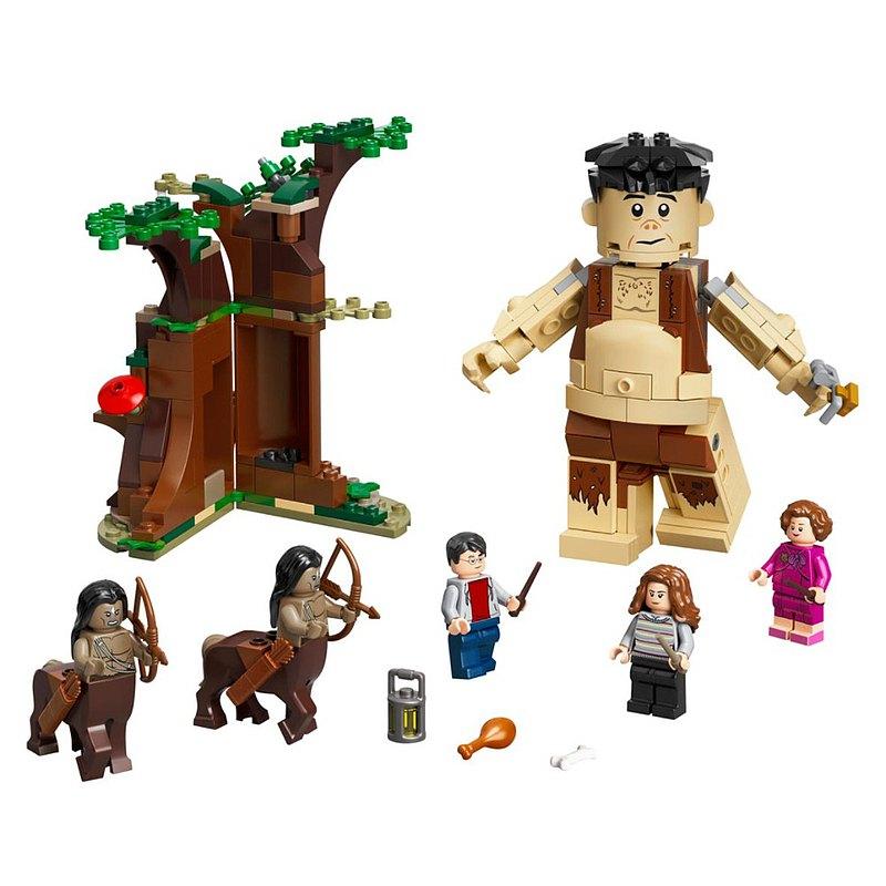 LEGO樂高 哈利波特系列禁忌森林 75967