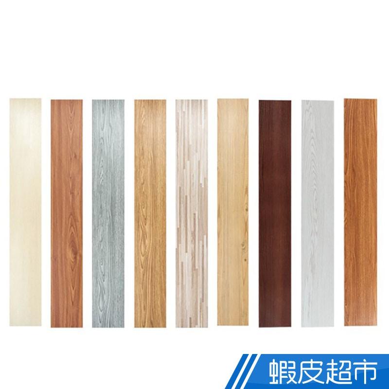 宜家寶 韓國熱銷 防水耐磨高質感立體木紋地板貼(12片) 自黏式  現貨 蝦皮直送