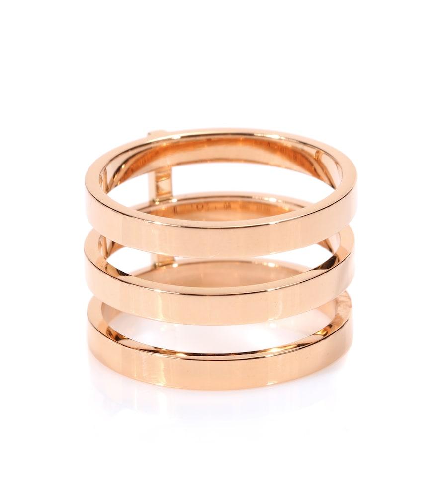 Berbere 18kt rose gold ring