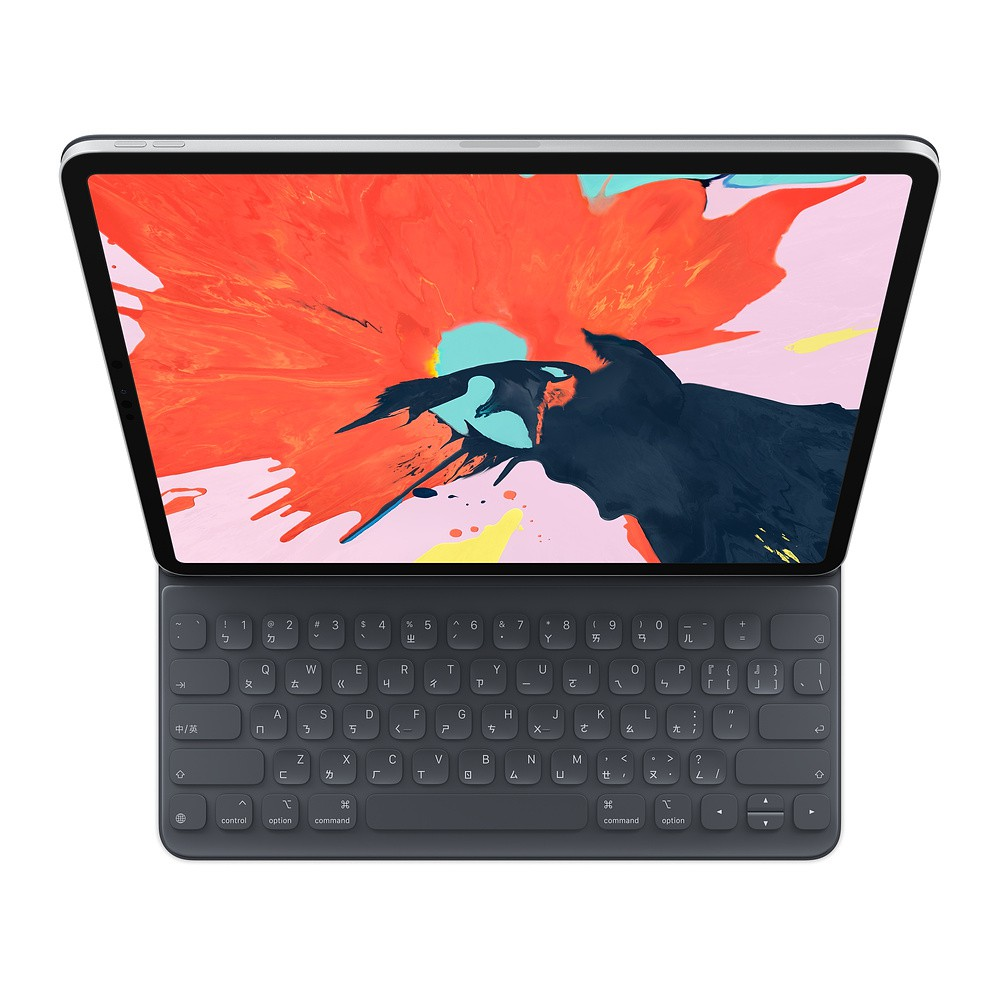 Apple Smart Keyboard Folio 鍵盤式聰穎雙面夾 for 12.9吋 iPad Pro-中文注音