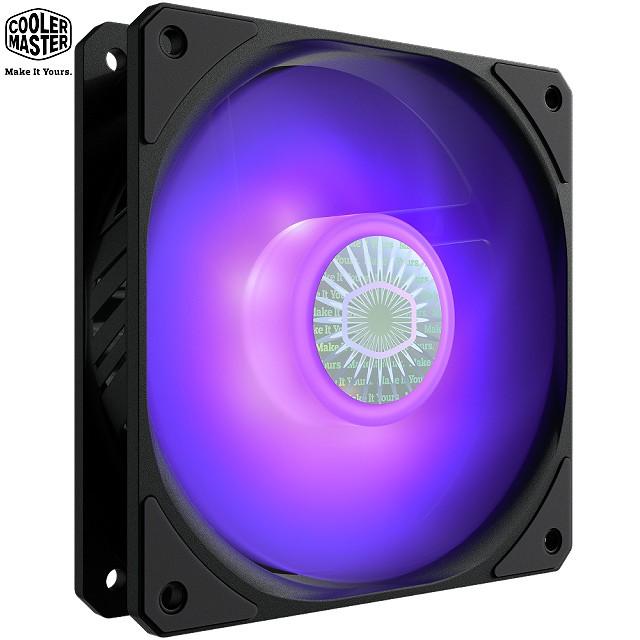 Cooler Master 酷碼 SickleFlow 120 RGB 風扇