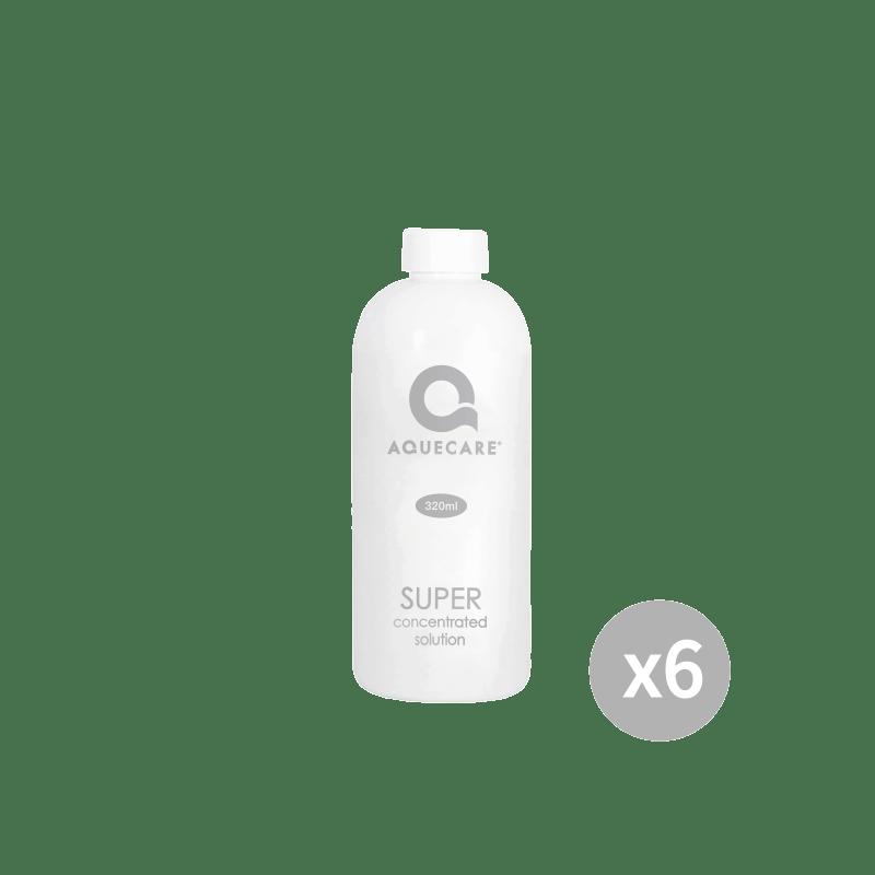 【Aquecare天淨】極效抗菌原液 320ml 六入