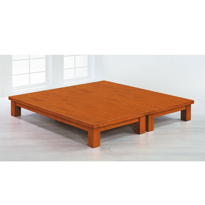 【182cm實木床底-K52604】床底 單人床架 高腳床組 抽屜收納 臥房床組 【金滿屋】