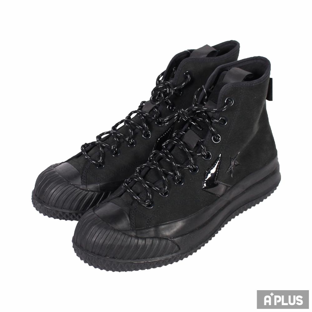 CONVERSE 男女 BOSEY MC GTX HI BLACK/BLACK/BLACK 高統帆布鞋 -169368C