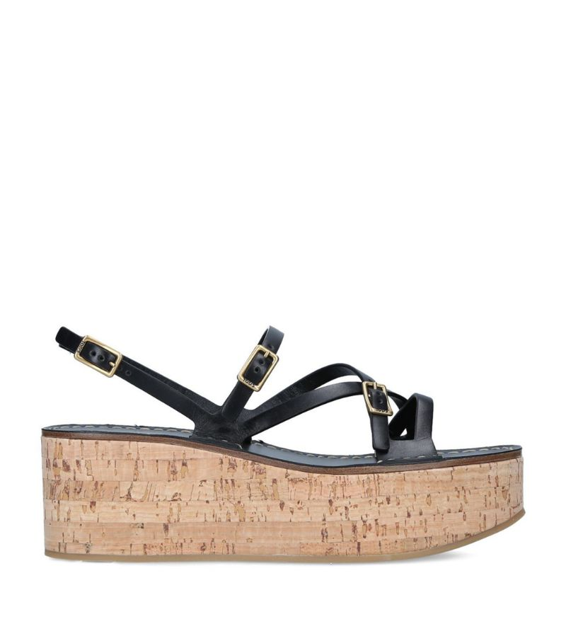 Tod'S Wedge Sandals 60