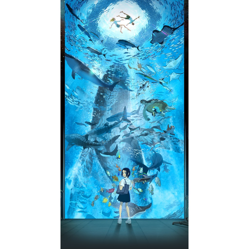 (現貨免運!日本原裝) 海獸之子 藍光DVD   無中文字幕<啃書>