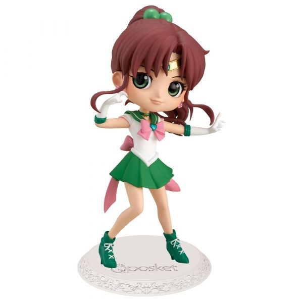 《Sailor Moon》BANPRESTO Qposket 劇場版美少女戰士 Eternal 水手木星 木野真琴 公仔 收藏 玩物