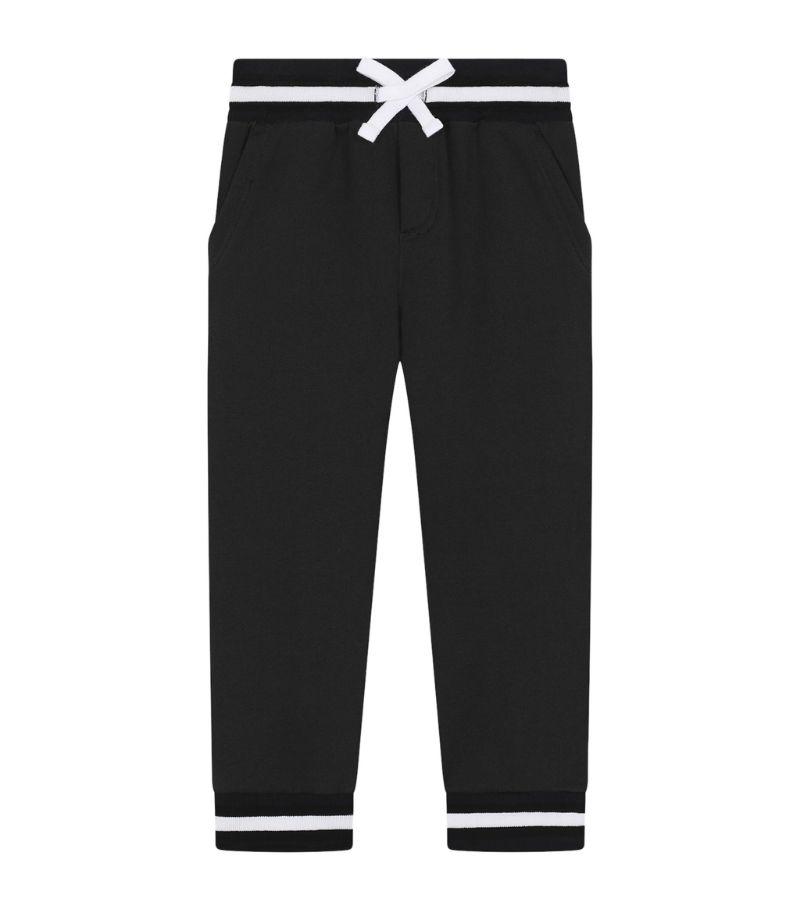 Dolce & Gabbana Kids Contrast Sweatpants (2-6 Years)