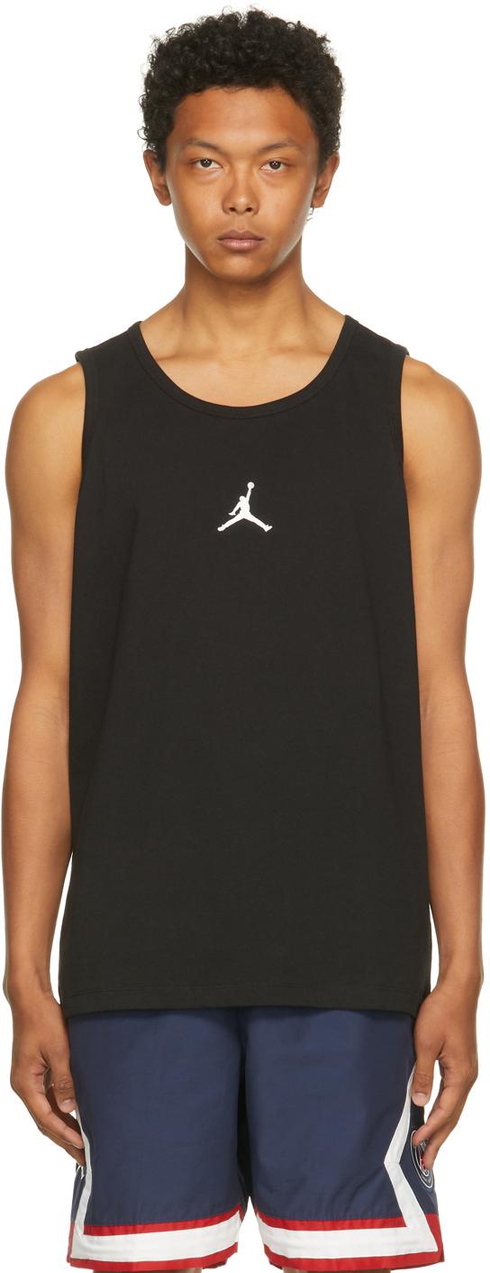 Nike Jordan 黑色 M J JMC 背心