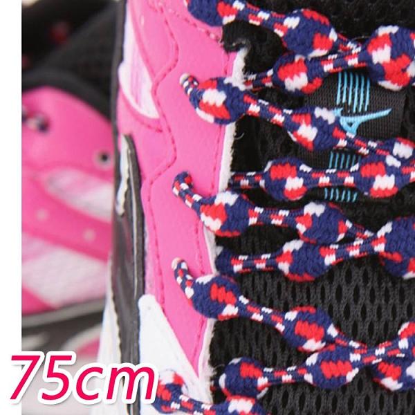 豆豆鞋帶 路跑 馬拉松 慢跑 運動 懶人鞋帶 紅白藍