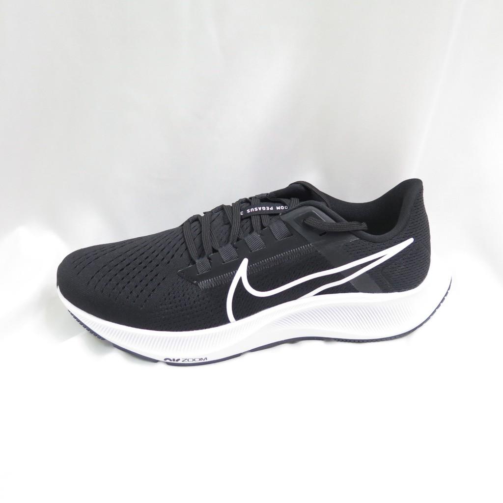 NIKE AIR ZOOM PEGASUS 38 男款 慢跑鞋 CW7356002 黑【iSport愛運動】