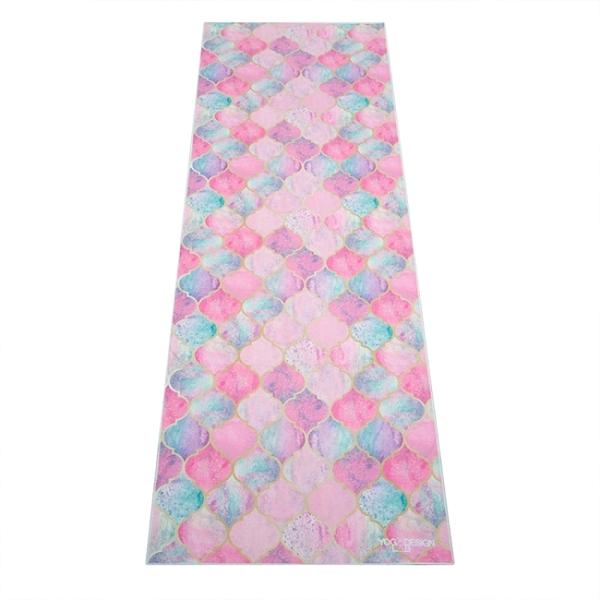【YogaDesignLab】Yoga Mat Towel 瑜珈舖巾 - Monaco