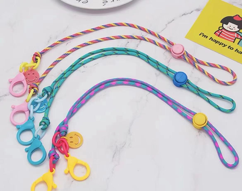 韓版設計師同款原創自制可調節兩用東大門INS口罩繩