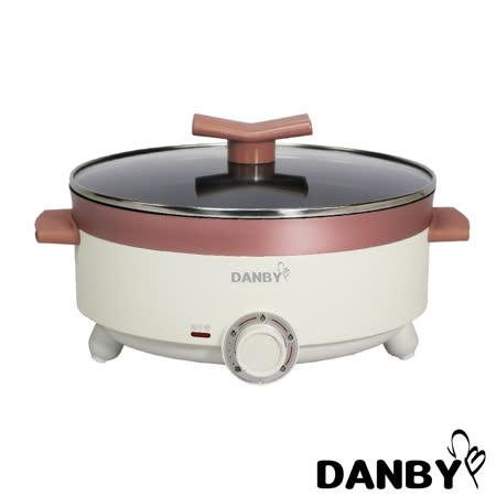 丹比DANBY 4公升歐風電火鍋 DB-40HP