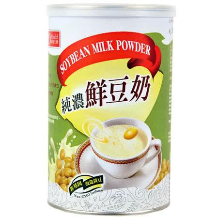 康健生機 純濃鮮豆奶500g/罐 (任選館)