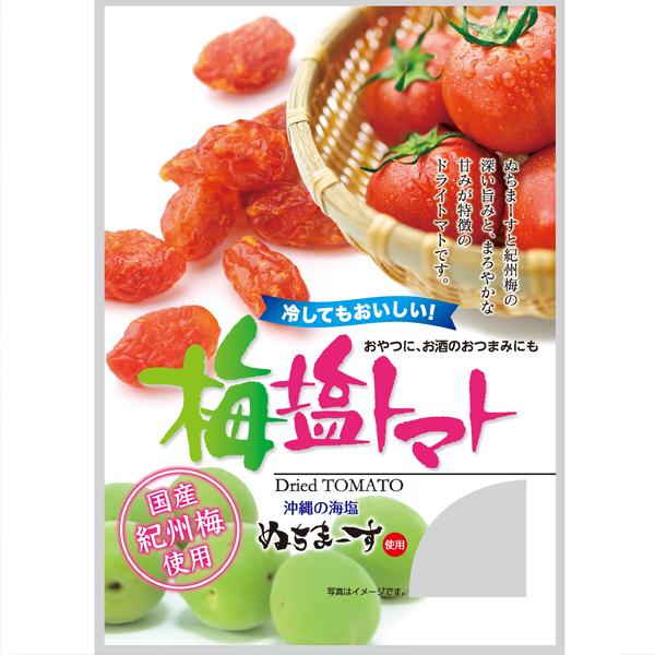 沖繩美健梅鹽番茄乾(30g) x10入團購組