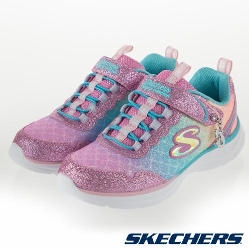 SKECHERS 女童系列 GLIMMER KICKS - 81444LLPMT