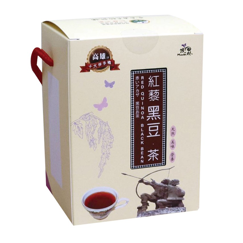 茂林【得樂】紅藜黑豆茶(10 克x8包)