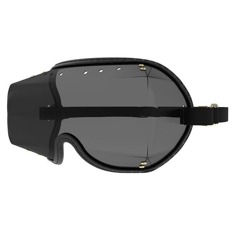 美國製眼鏡族專用防護鏡 透黑黑框